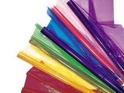 Different Colors Of Cellophane Bags